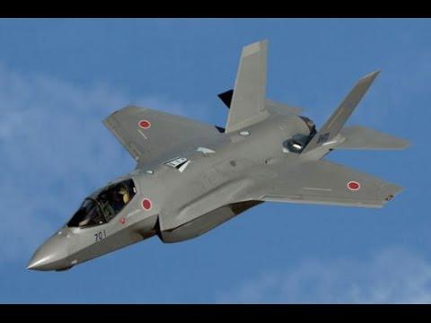 航空自衛隊向けF-35戦闘機 日本で組み立て開始 2017年 ...