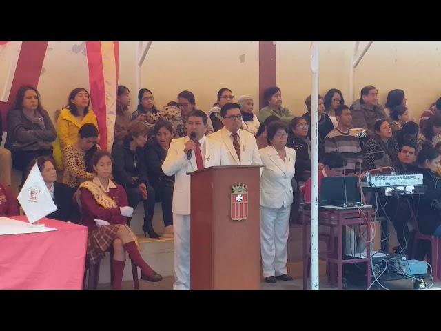 FIESTAS PATRIAS DEL PERÚ 2019 - C.E.P.P. SANTA MARÍA DE CERVELLÓ