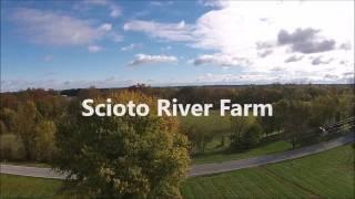 Scioto River Farm - 25 Acres For Sale in 5 Tracts - Delaware Co, Ohio