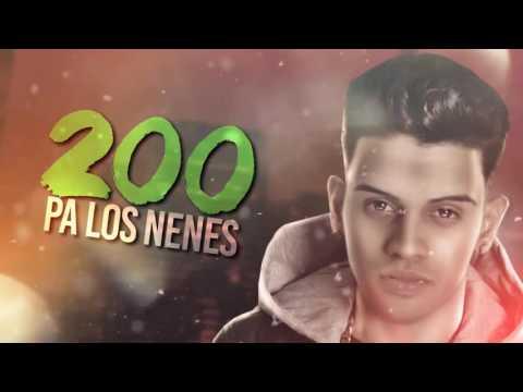 Oniix Ft. Juanka El Problematik - Balas (Lyric Video)