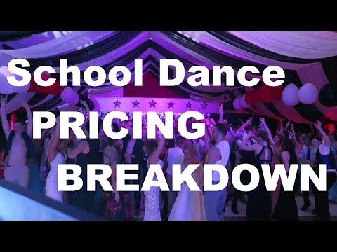 School Dances   DJ Pricing Breakdown   DJ Tips   Marketing And Advertising