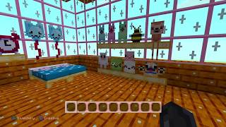 August 2018 NEW TEXTURE PACK! Minecraft: PlayStation®4 Edition