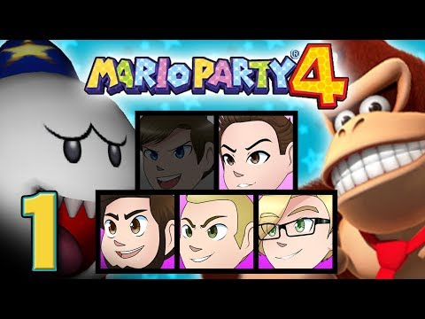 Mario Party 4: Never Lucky - EPISODE 1 - Friends Without Benefits