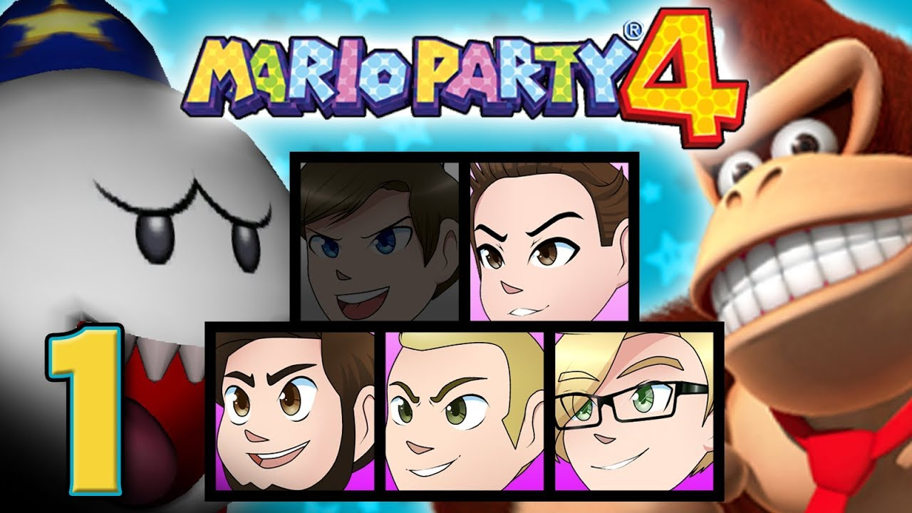 Tubget - Download video: mario-party-4-never-lucky-episode-1