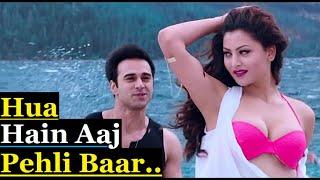 Hua Hain Aaj Pehli Baar (Full Song) SANAM RE | Armaan Malik & Palak Muchhal | Amaal Mallik |Lyrics |