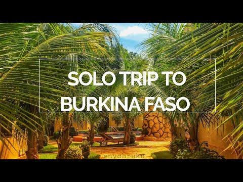 Solo Trip to Ouagadougou, Burkina Faso last year