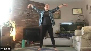 School-Age Kids Yoga w/ Megan - Things That Fly