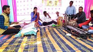 akhi buji dele disuchi mote maa samalei odia program bhajan //cover by bhanu