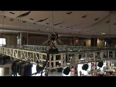 Motor Hoists For Aluminum Truss Hanging By ITSCtruss Company