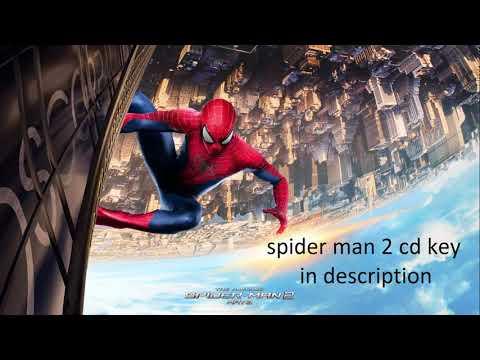 spider man 2 cd key