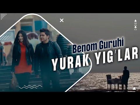 Benom - Yurak yig'lar   Беном – Юрак йиглар [Official video]