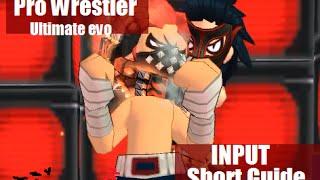 [Lostsaga Indonesia] Pro Wrestler Ultimate Evo (INPUT - SHORT GUIDE)
