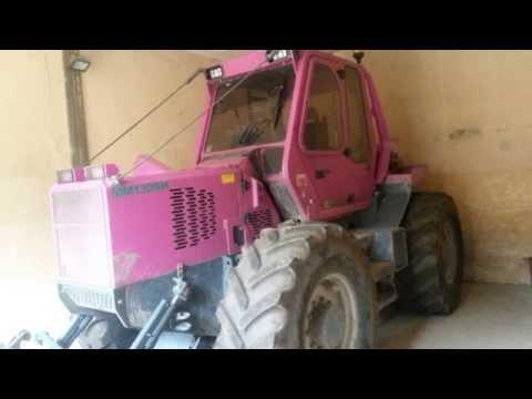 tracteur forestier treemme