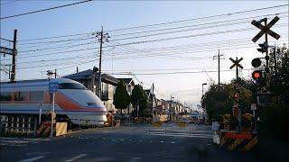 東武日光線踏切139