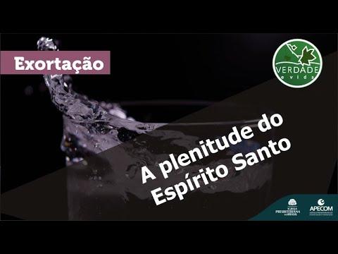 0666 – A PLENITUDE DO ESPÍRITO SANTO