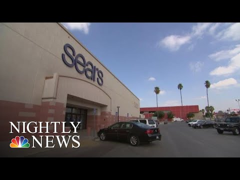 Sears On The Brink Of Bankruptcy, Reports Say | NBC Nightly News