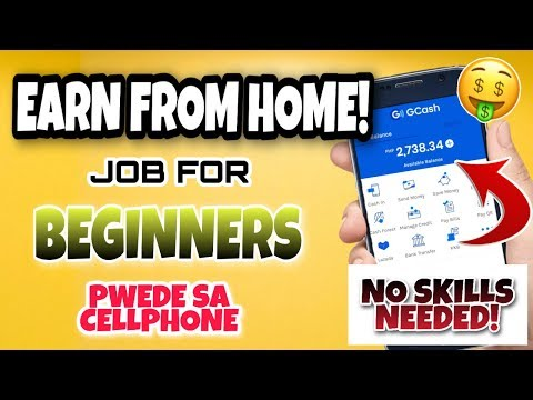 Earn From Home - Payout Straight to your Gcash