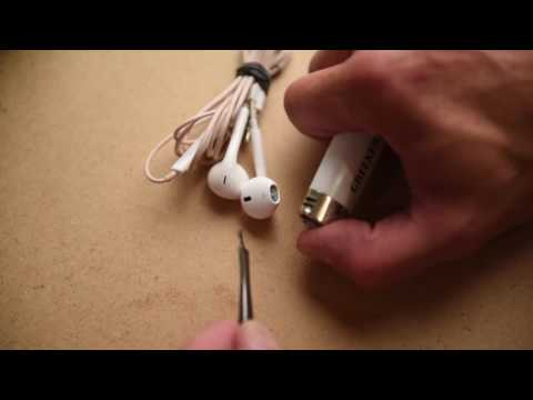 *NEW* How to fix the sound in Apples earbuds
