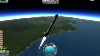 KSP - How to get into orbit