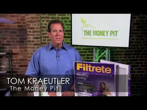 Relieve Allergies and Energy Bills with Filtrete's Ultra Allergen Filter