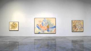 PAINTED ON 21ST STREET: Helen Frankenthaler from 1950 to 1959 at Gagosian Gallery West 21st Street