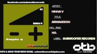 Ninna V - Armagedon [ SUB011 TECHNO 2012 ]