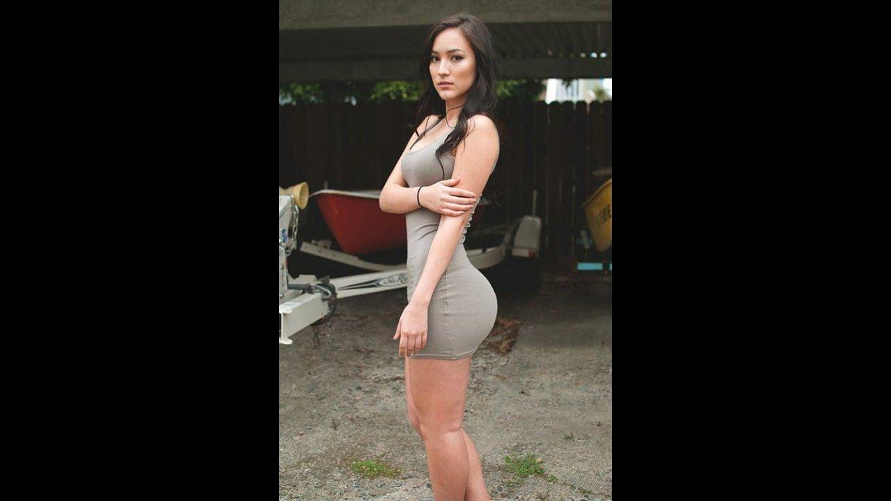 video minifalda