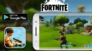 HOW TO DOWNLOAD FORTNITE ON YOUR OFFICIAL EPIC GAMES ANDROID (NOT FAKE)
