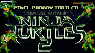 Teenage Mutant Ninja Turtles 2 Out of 16 bit