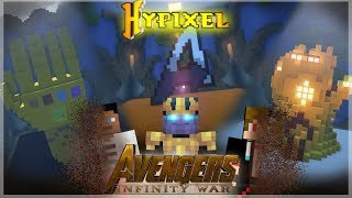 AVENGERS INFINITY WAR! | Cinematic Minecraft Build Battle | Hypixel