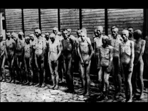 """Les camps de concentration Nazis / Nazi Concentration Camps """"Non Censuré"""""""