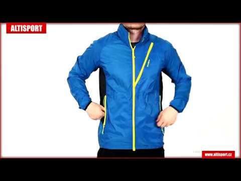 bd96e3006ce pánská bunda husky lort m modrá - YouTube