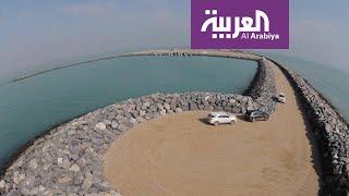 قاعدة عسكرية بحرية عراقية في الخليج العربي