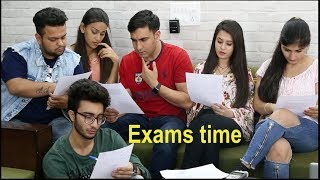 Types of Students during Exams | Lalit Shokeen Films |