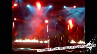 Hichkas Live Stockholm Part 4 (Ye Mosht Sarbaz) 15 March 2011 Eldfesten Sweden