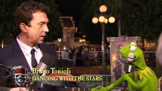 World Premiere of Pirates of the Caribbean: On Stranger Tides | Kermit the Frog | The Muppets
