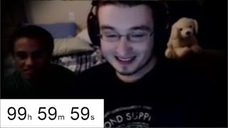 Download lagu MrNoSleep Finishes His 100 HOUR LivestreamFunny Moments MP3