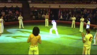 Senzala de Capoeira - выступление на Стальной лиге