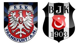 U11 (Jhg 2005) FSV Frankfurt vs Beşiktaş J.K. Istanbul 4:1; Merck-Cup Griesheim 05.12.2015