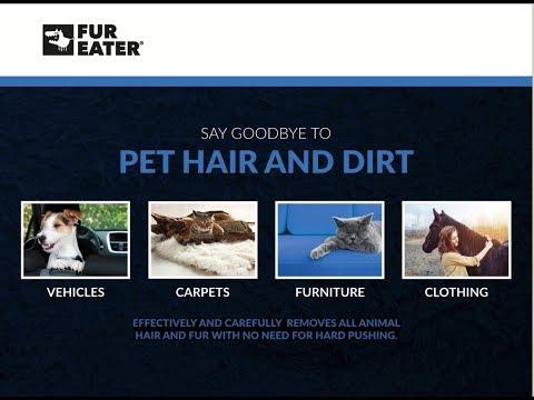 FurEater dammsugarmunstycket för dig med hund-, katt- och häst