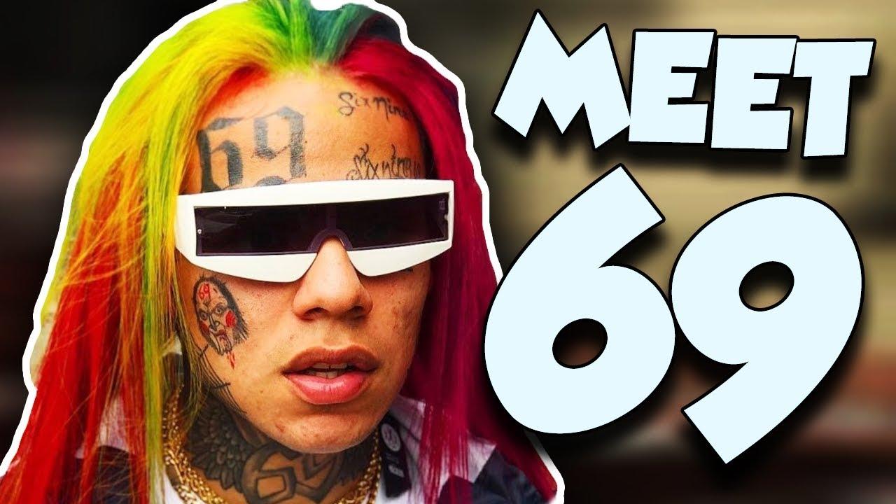 the worst rapper ever 6ix9ine tekashi69 youtube. Black Bedroom Furniture Sets. Home Design Ideas