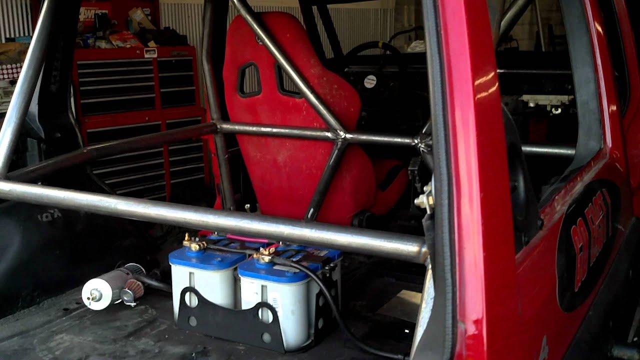 Custom Cherokee Xj >> Jeep Cherokee 4x4 -Interior Roll Cage-Video Tour - YouTube