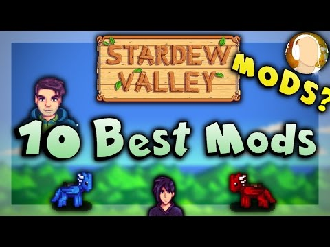 Get Stardew Valley - 10 Best Mods Everyone Should Try! Screenshots