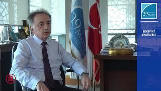 Prof. Dr. Feridun Mustafa EMECEN - Edebiyat Fakültesi Dekanı