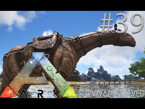 ARK : Survival evolved del 39 Paraceratherium (svenska)