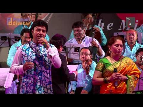 Hemantkumar Musical Group & Prashant Divekar presents O Mere Sanam by Gauri Kavi & Mukhtar Shah