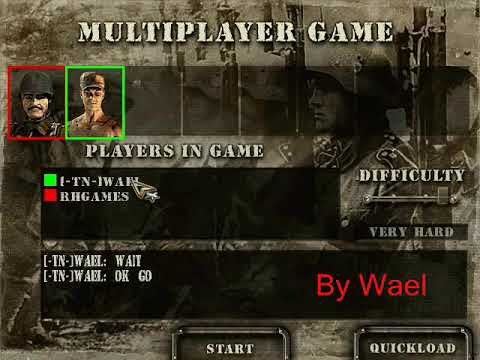 Commandos 2 Men Of Courage Multiplayer Mission Tr1&tr2  