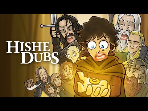 Lord of the Rings - HISHE Dubs - Fellowship of the Ring (COMEDY RECAP)