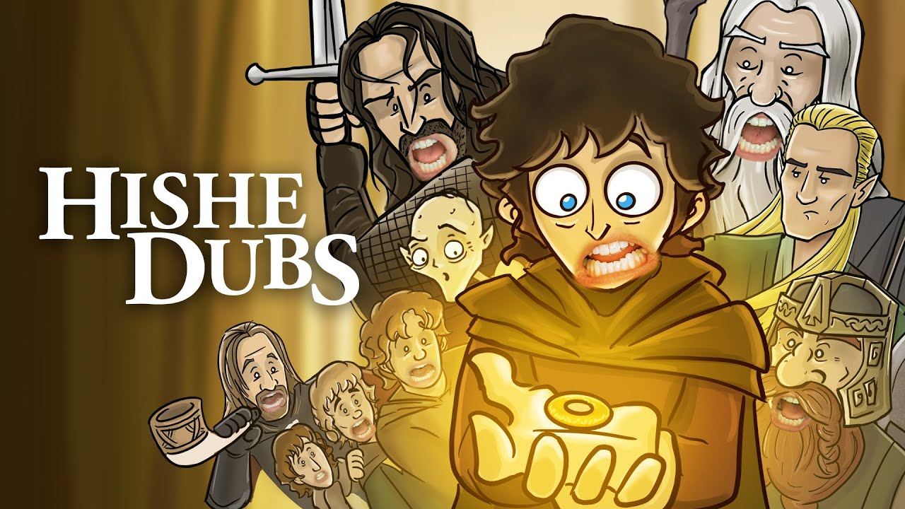 Download HISHE Dubs - Lord of the Rings (Fellowship) (Comedy Recap)