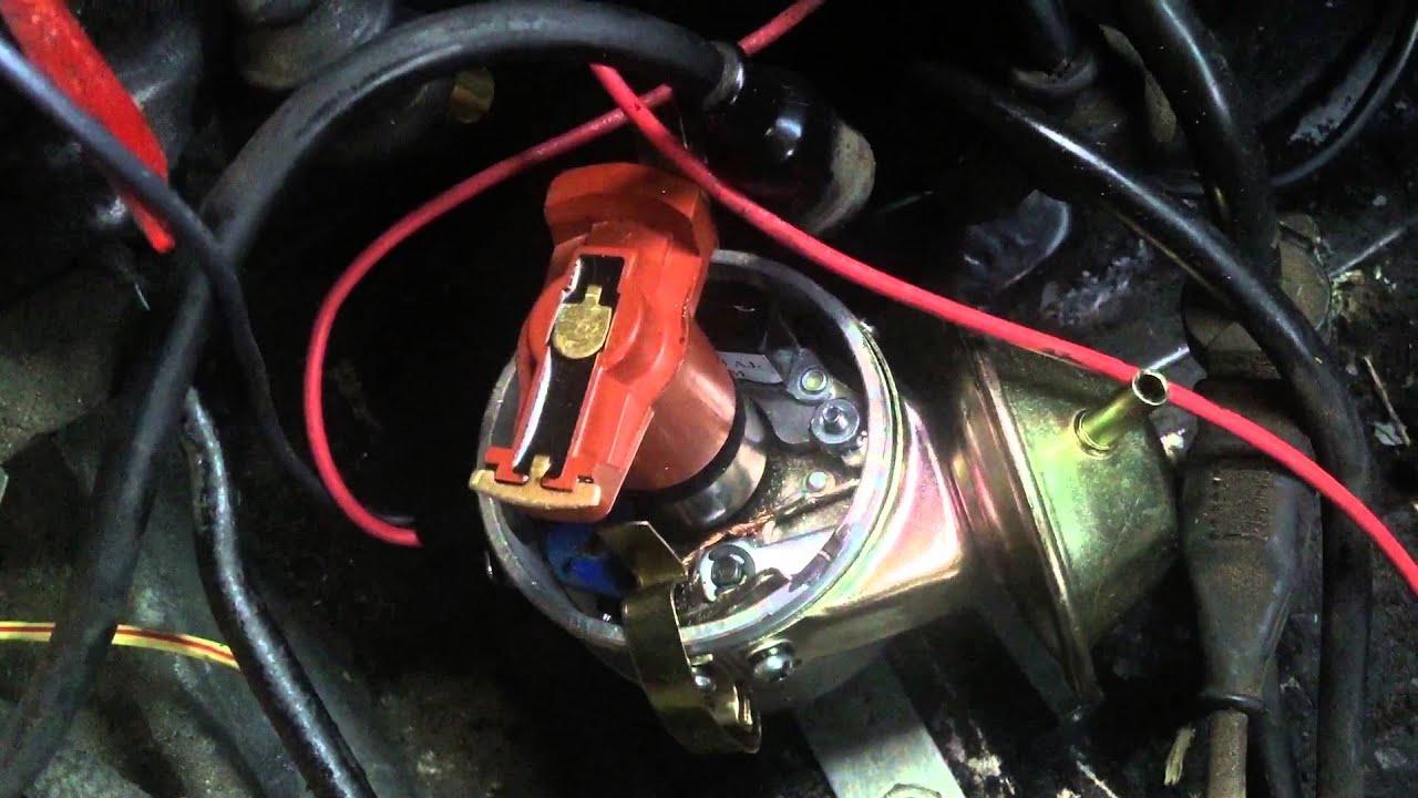 vw pertronix wiring diagram leeson electric motor kaddie shack tech tv installing svda